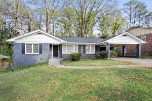 1442 Thomas Road, Decatur, GA 30030 exterior