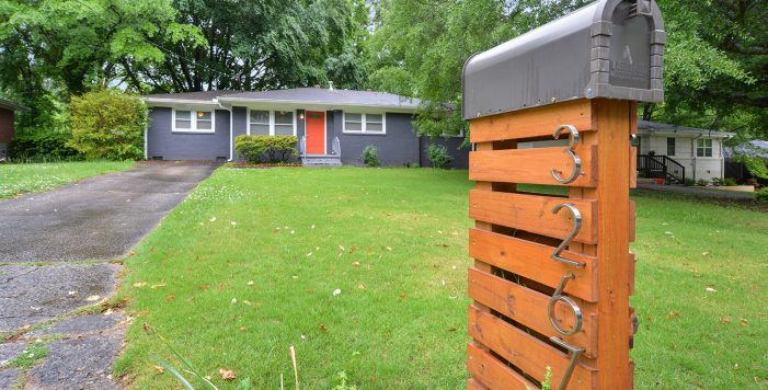 mailbox 3267 Bonway Drive Decatur Meadowbrook Acres Belvedere Park Decatur House For Rent