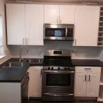 Kitchen Midway Woods Dearborn Park HausZwei Homes Rental