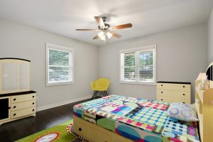 1d Childrens Room staged