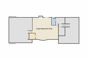 233 Chalmers basement architectural plans