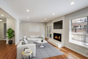 233 Chalmers Den staged in Historic Collier Heights