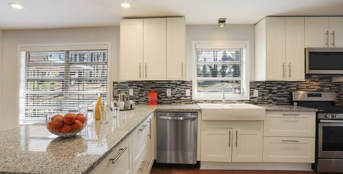 Ikea kitchen by HausZwei Homes Located in Historic Collier Heights Kevin Polite HausZwei Homes Solid Source Realty, Inc.
