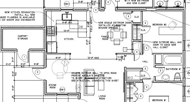 3197 Bonway Floor Plan HausZwei Homes