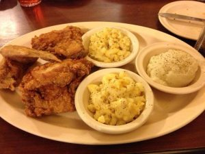 Busy Bee Restaurant Best Fried Chicken in Atlanta