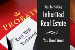 Selling your inherited home