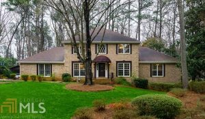 Smokerise 1906 Mountain Creek Stone Mountain Kevin Polite Solid Source Realty Inc.