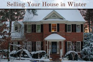 Selling your home in the winter Decatur