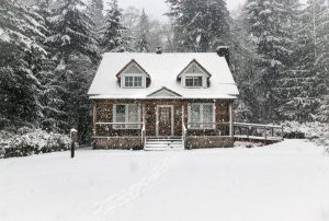 Buying a home in winter
