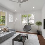 ceiling fans flat screen TV 3573 Orchard Circle Decatur Peachcrest Belvedere Park Homes For Sale New Construction