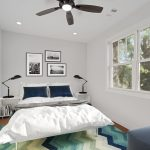 bedroom ceiling fan 3573 Orchard Circle New Construction Decatur New Homes hauszwei homes