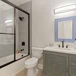 frameless shower bathroom 3573 Orchard Circle New Construction Decatur New Homes hauszwei homes