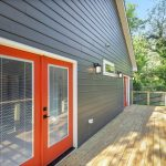 orange doors deck 3573 Orchard Circle New Construction Decatur New Homes hauszwei homes