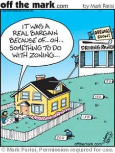 worst house in best neighborhood Mark Parisi offthemark.com