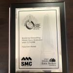 Greater Atlanta Homebuilder Association Obie Silver Award