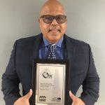 Kevin Polite Greater Atlanta Homebuilder Association Obie Silver Award