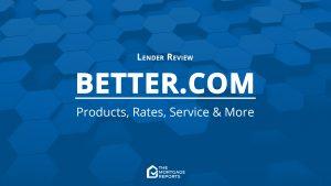 Better.com Mortgage