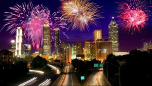 New Years Atlanta