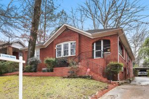 Sylvan Hills Bungalow on Atlanta Westside Beltline